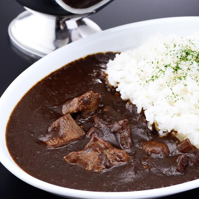 牛もつ黒カレー(レトルト6パック入り)