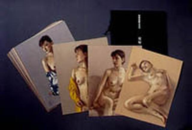 高塚省吾素描集「裸婦」