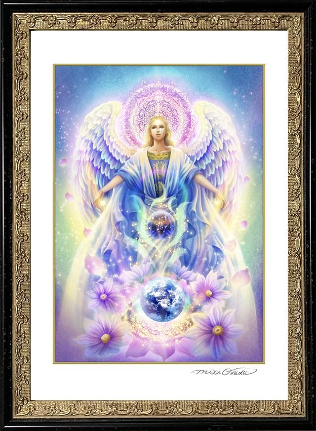 エンジェルプリズムカード・SSサイズ「祝福の天使」