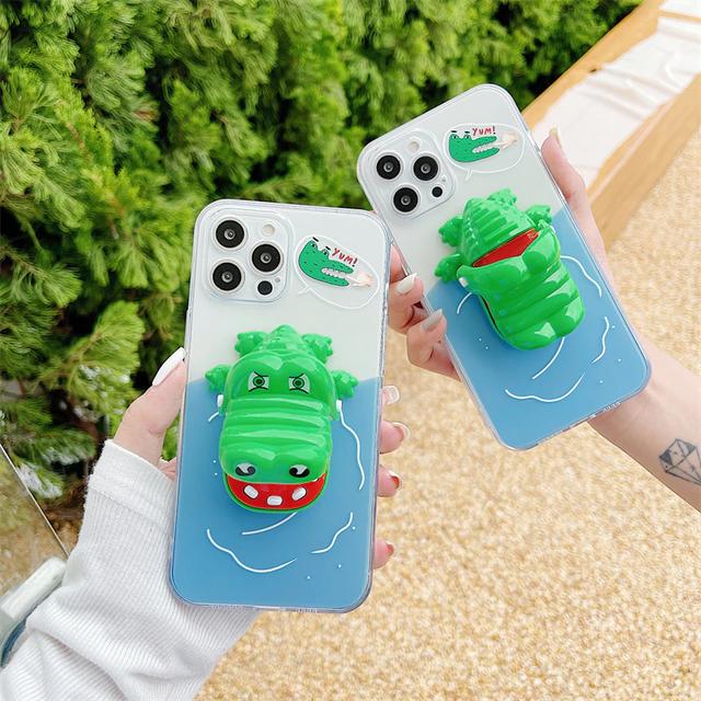 恐怖!3D WANI iPhone case