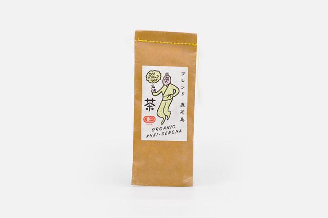 【SELECT TEA】オーガニック煎茶(鹿児島・ブレンド)25g / Organic Sencha(Kagoshima Blend)25g