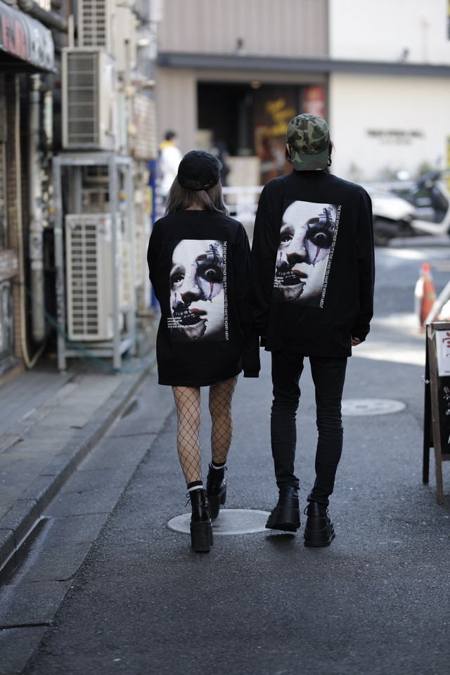 TWO-FACED L/S