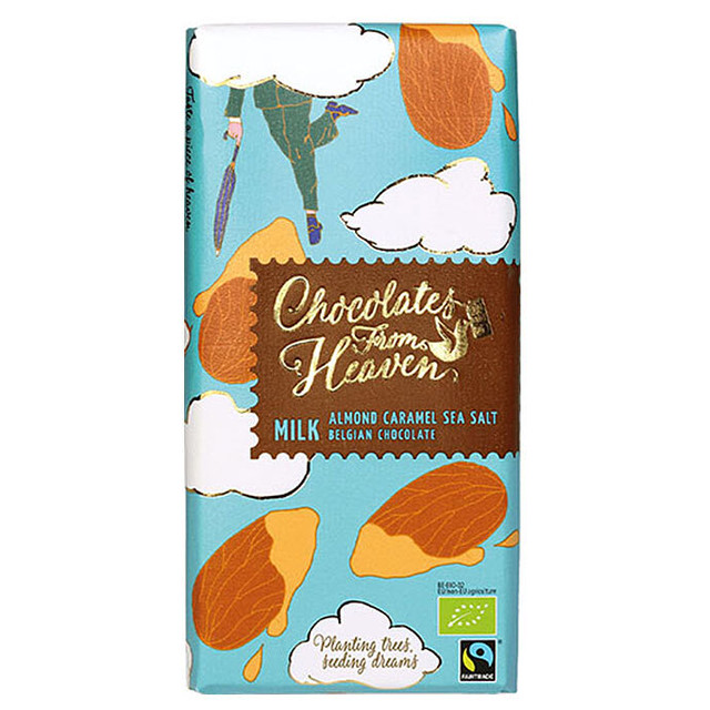 チョコレートフロムヘブン 85%ダーク