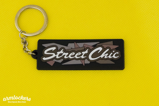 Keyholder [Black]  Box - StreetChic