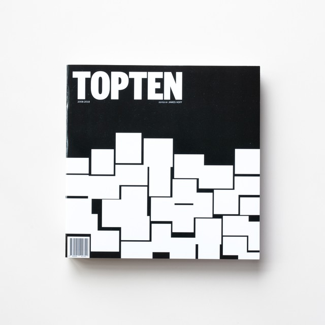 Top Ten: 2008 - 2018 by James Hoff
