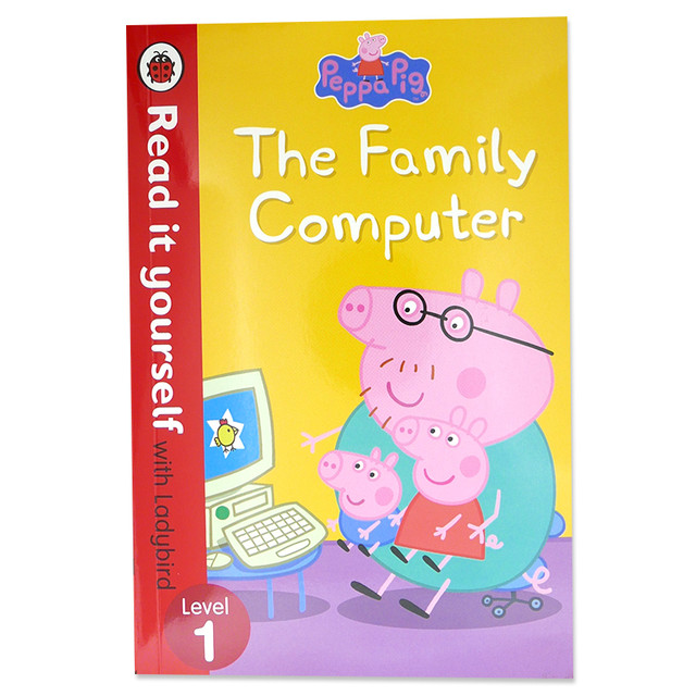 Peppa Pig: Family computer(read it your self level1)