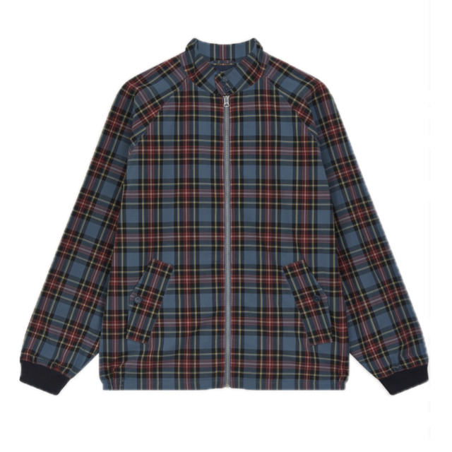YMC LONDON SOUL BOY JAKET TARTAN