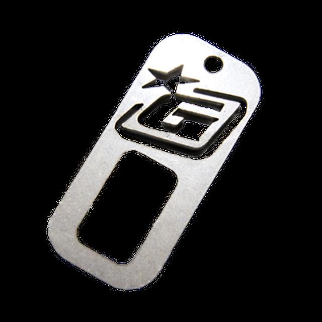 『G』ロゴ シートベルトアクセサリー