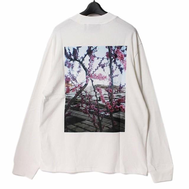 FEAR OF GOD フィアオブゴッド ロングTシャツ ホワイト XS[全国送料無料]r015815