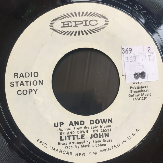 Little John  – Up And Down