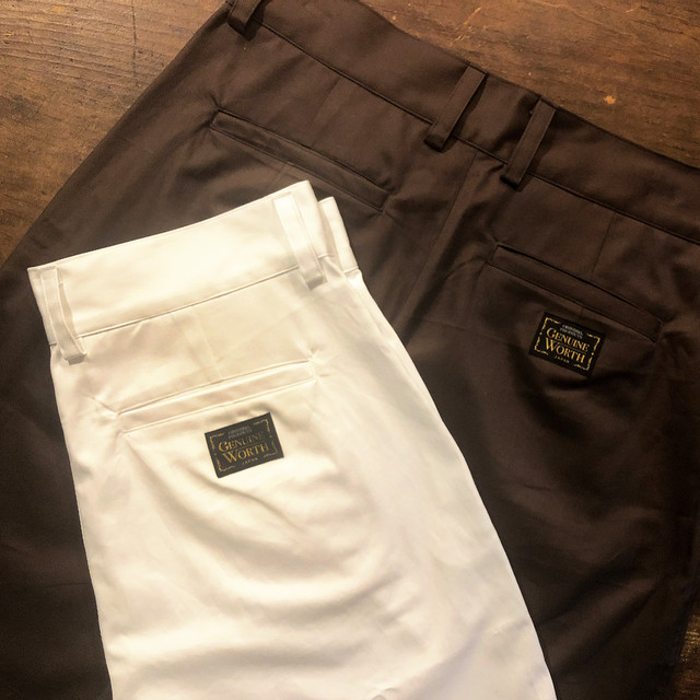 G.WORTH DAILY CHINO SHORTS