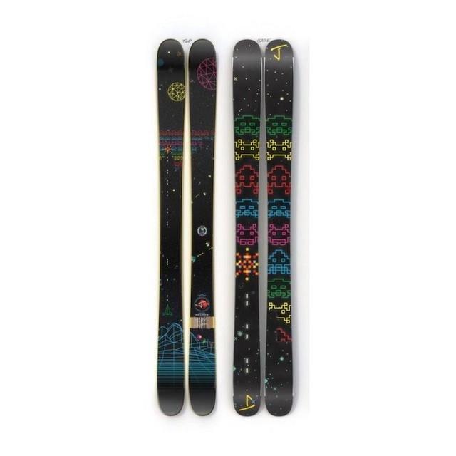 J skis -マックス「アーケード」キッズスキー