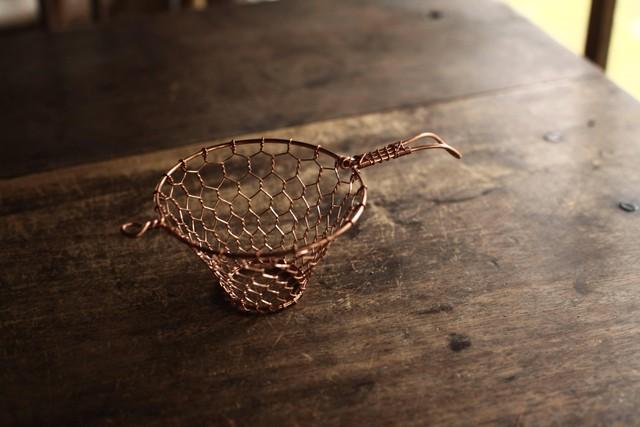 -- TEAMI DRIPPER -- 手編みドリッパー 1〜2杯用