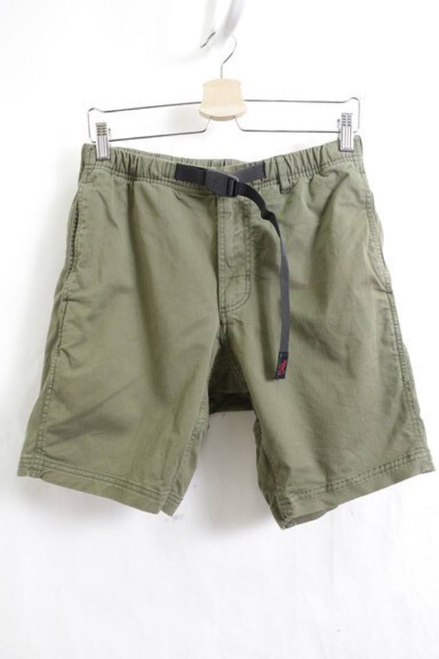 GRAMICCI NN SHORTS 1245-NOJ OLIVE MEDIUM 10JH7953
