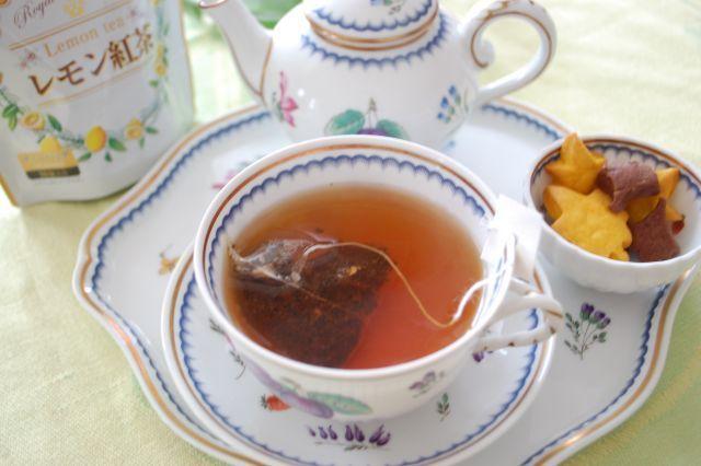 レモン紅茶(TB)
