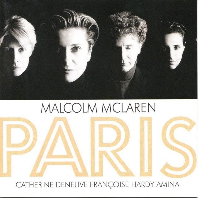 【CD・仏盤】Malcolm Mclaren / PARIS