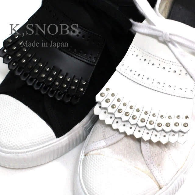 Studs Kiltie Tongue【K,SNOBS】