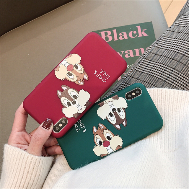 【オーダー商品】Cute Squirrel iphone case