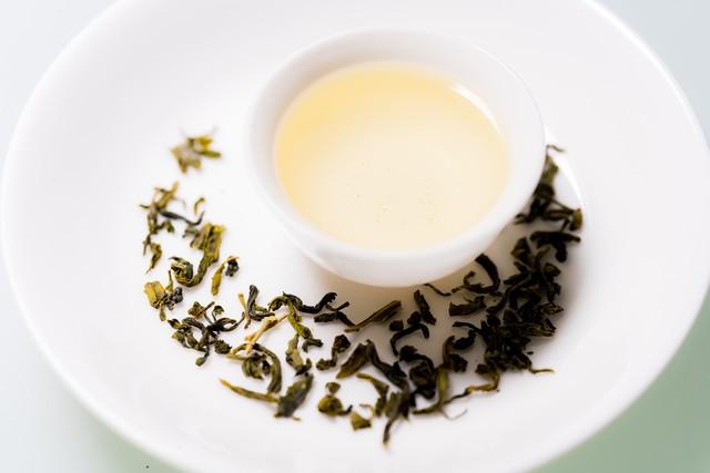 釜炒緑茶 (30g茶葉 /ティーバッグ8個入)