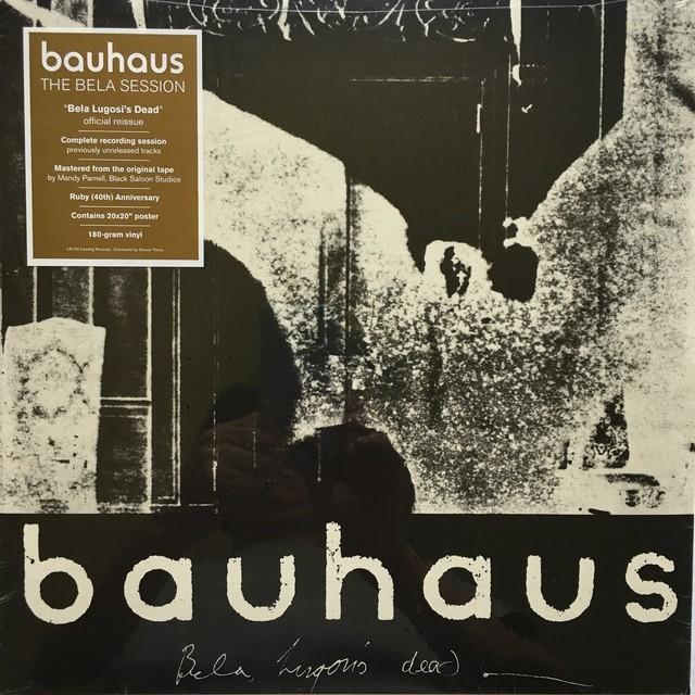 【12 inch・米盤】Bauhaus / The Bela Session