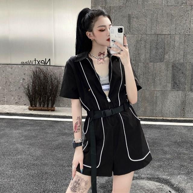 【オールインワン】レディースファッションカジュアルオールインワン30873724
