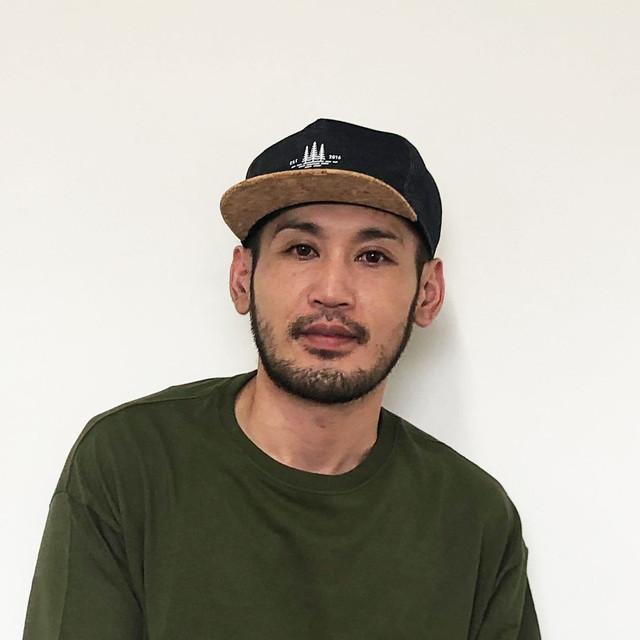 【児島デニム×コルクシリーズ】ベースボールキャップ