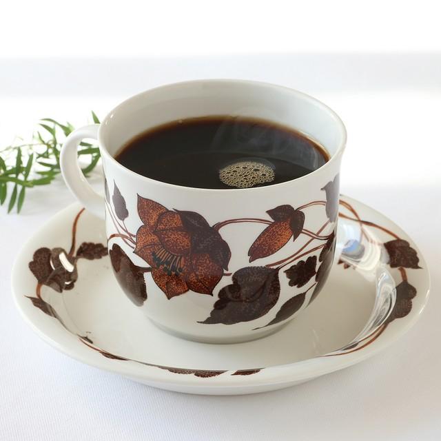 ARABIA アラビア Tea for Two ティー・フォー・トゥー ティーカップ&ソーサー 北欧ヴィンテージ