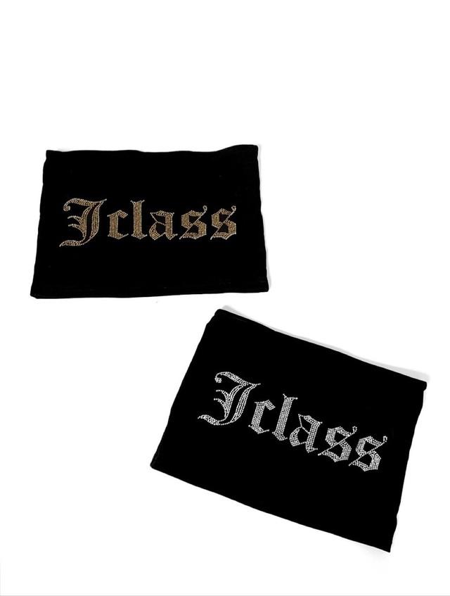【J class】Rhinestone Tubetop