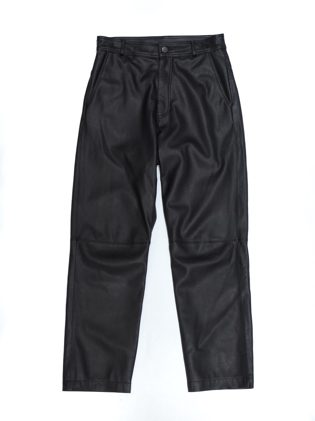 【ENLIGHTENMENT】LEATHER PANTS