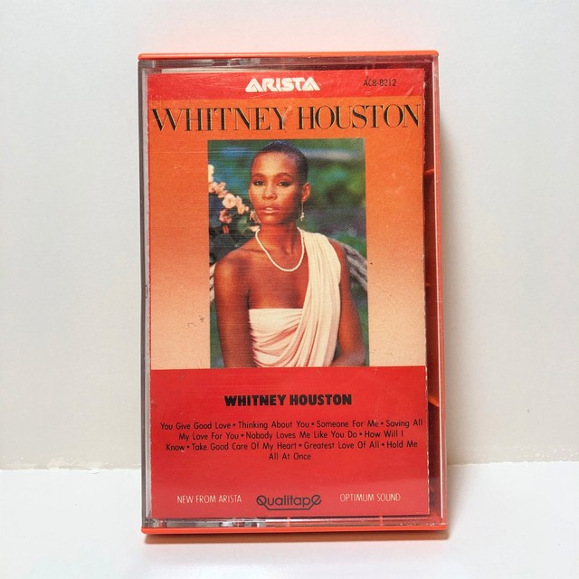 [中古カセット]  Whitney Houston ‎– Whitney Houston