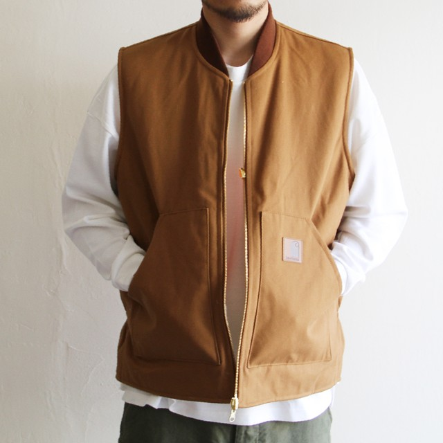 STAMMBAUM【 mens 】fishing vest (black watch)