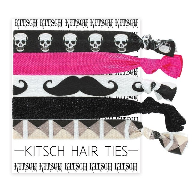 KITSCH(キッチュ) LIMITED HAIR TIES ロキシー THE ROXY