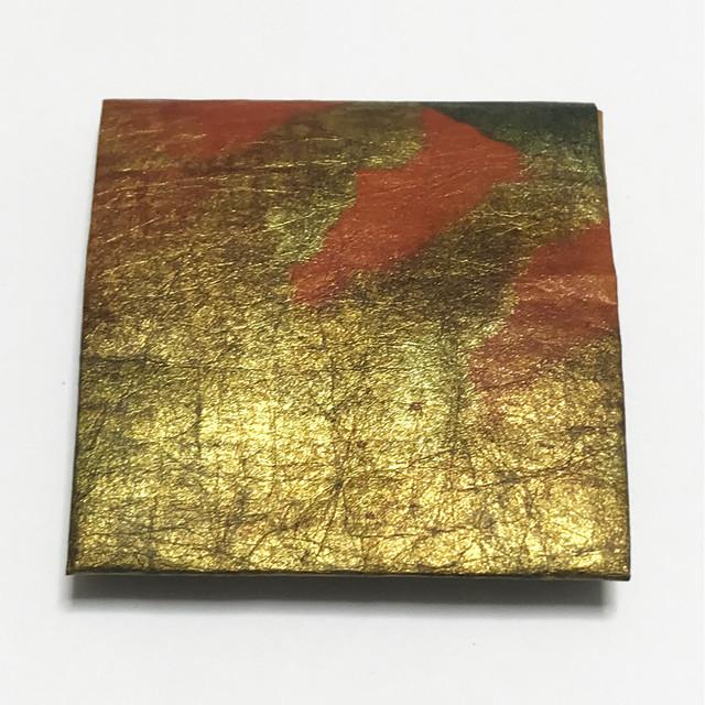 黒谷和紙のコインケース【湧き水】