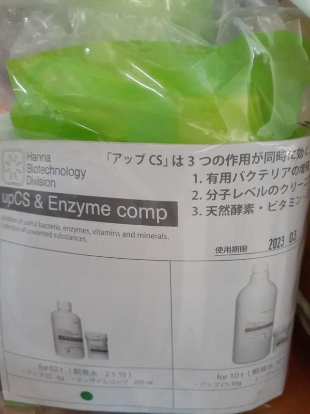 ハンナ化粧品 アップCS for2t 淡水