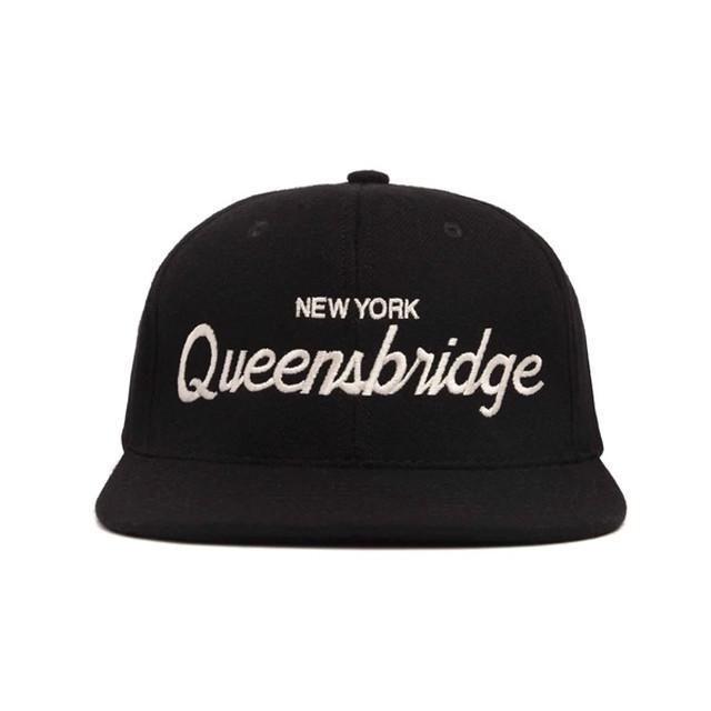 HOOD HAT|QUEENSBRIDGE