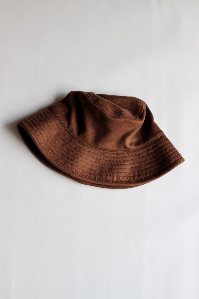 【Needles】crusher hat synthetic suede