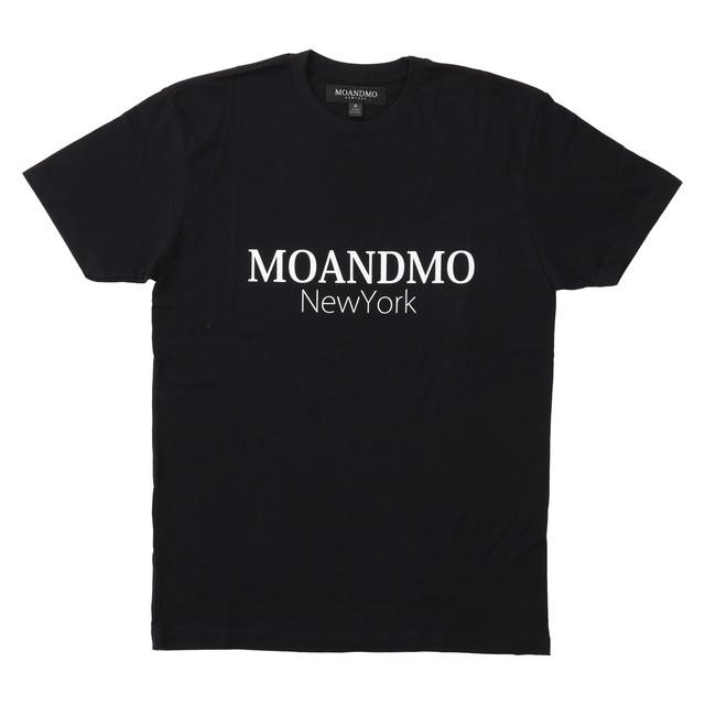 MOANDMO LOGO Tee / Neon Orange