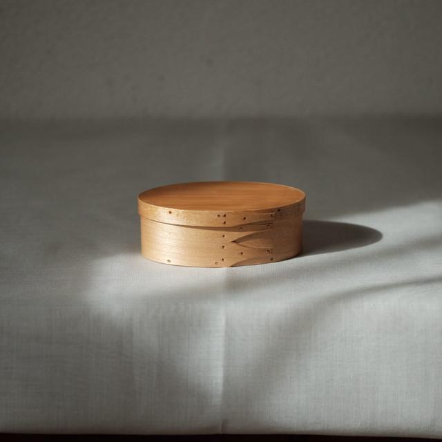 Oval box no.0 オーバルボックスno.0 B