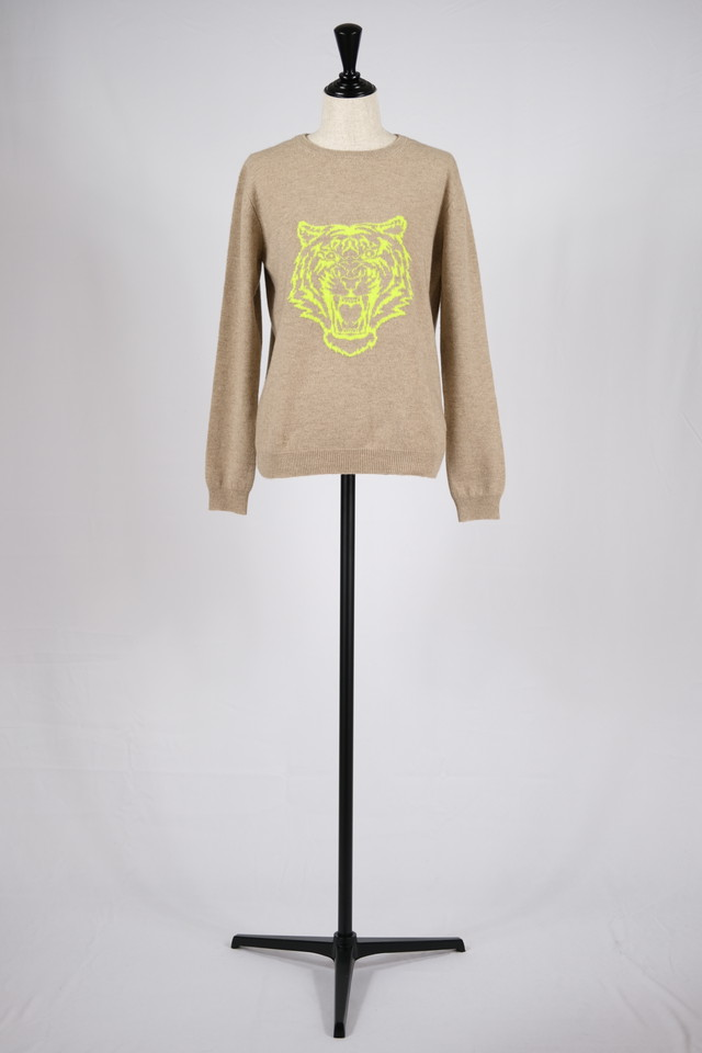 【jumper1234】Tiger knit