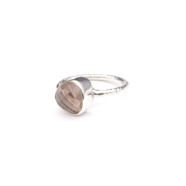 SINGLE STONE NON-ADJUSTABLE RING 013