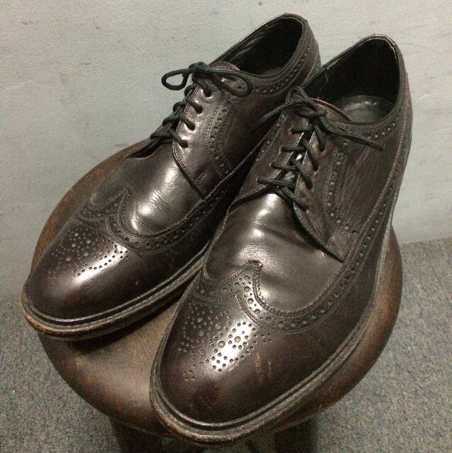 Freeman Flee-Flex Leather Shoes