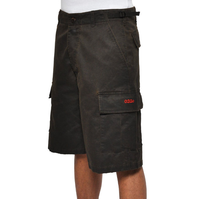 032c CARGO SHORTS BROWN