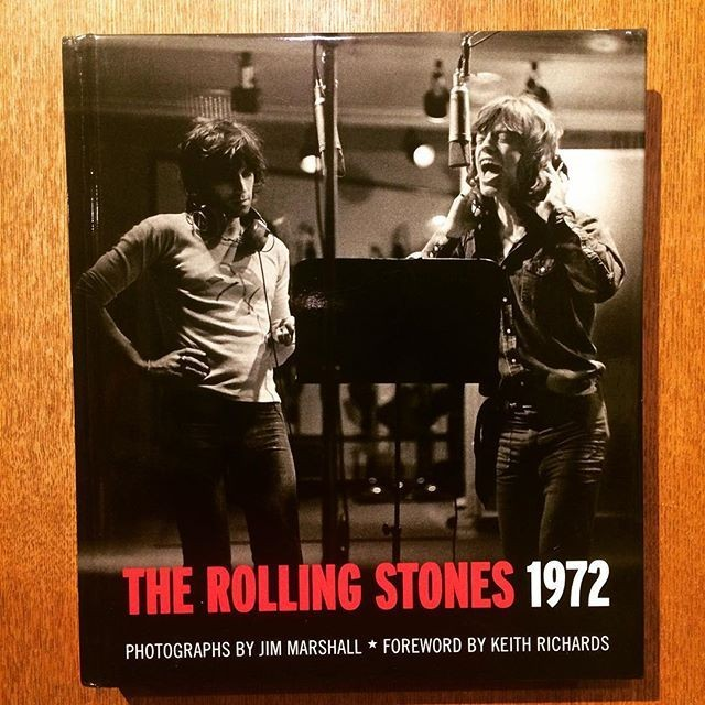 写真集「The Rolling Stones 1972/Jim Marshall」 - メイン画像