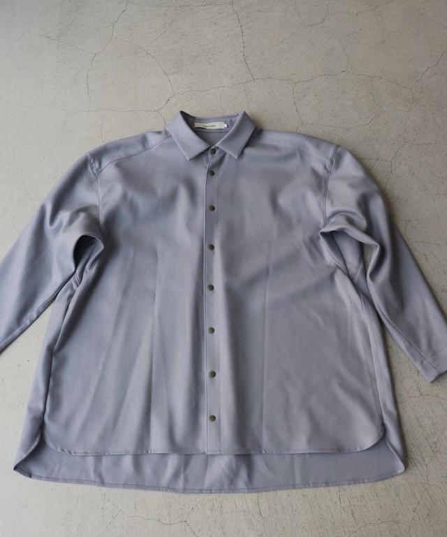 ippei takei【イッペイタケイ】Big shirts purple