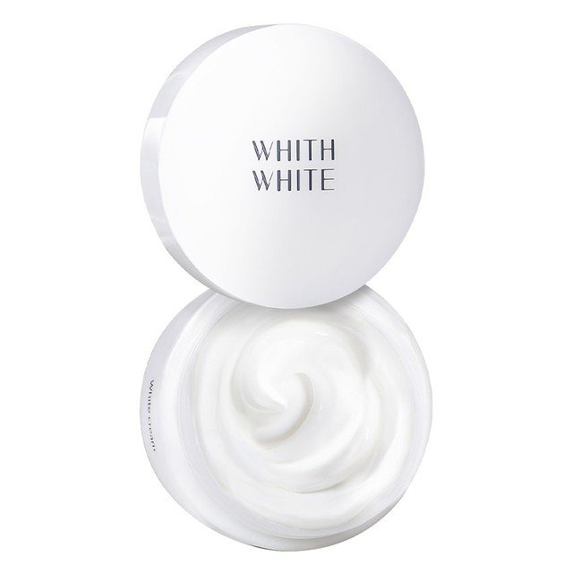 WHITH WHITE  パッククリーム  50g