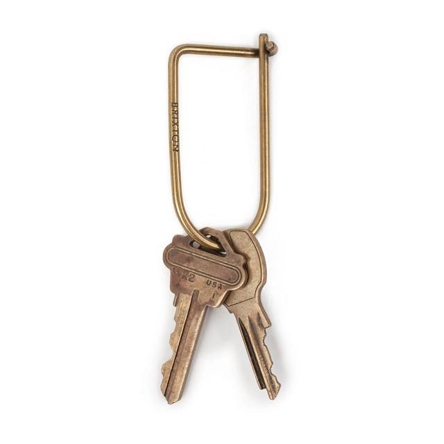 BRIXTON #Stipe Key Clip