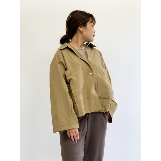 DAZZLE・ナイロンショートジャケット(1W36015J)