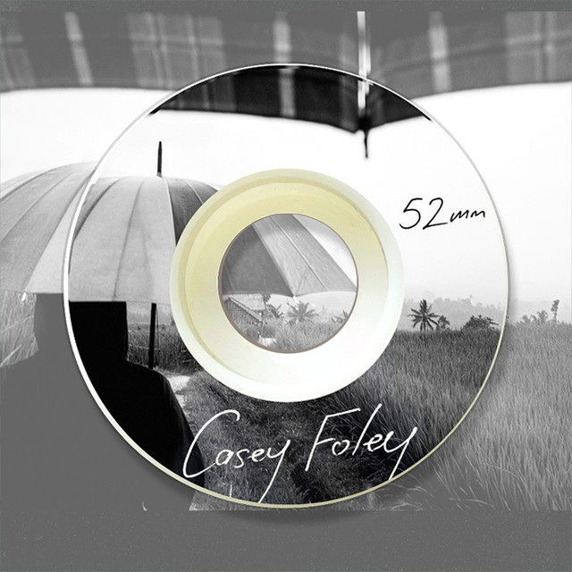 PICTURE WHEEL Casey Foley Photography – Rice Fields Conical Shape 52mm 101a