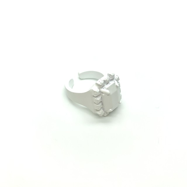 sAn Bijou Ring (リング) ホワイト15号