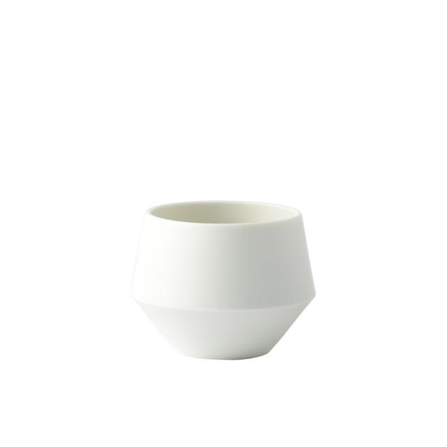 Frustum 煎茶(白釉)